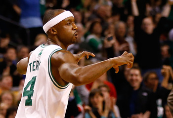 Jason Terry found his shot