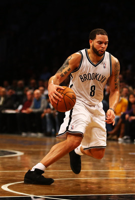 Deron Williams has been performed inconsistently for the Nets this season.