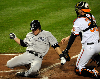All-Star catcher Matt Wieters will lead the Orioles back into playoff contention in 2013.