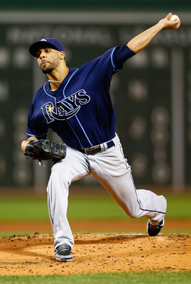 David Price won the 2012 AL Cy Young award.