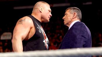 Not their first meeting. Source: WWE.com