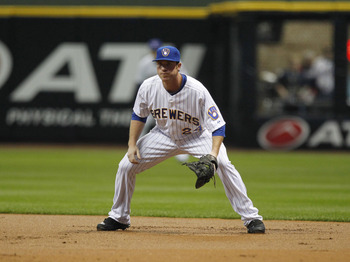If Mat Gamel doesn't produce, the Brewers could be in some trouble.