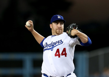 Could Aaron Harang return to San Diego?