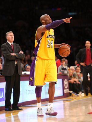 Bryant has become the Lakers facilitator on offense.