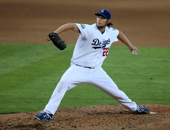 Snag Clayton Kershaw when you have the chance. You won't regret it.