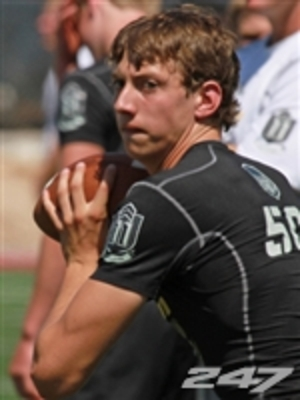 Davis Webb, courtesy of 247Sports