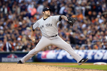 A healthy Joba Chamberlain means seventh inning stability for the Yankees