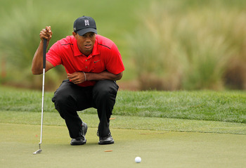 A blistering 62 almost won the Honda Classic in 2012 for Tiger Woods.