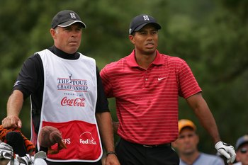 Shooting a 63 in a major championship as Woods did at the 2007 PGA Championship, required great concentration.