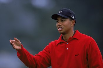 Tiger Woods' spectacular finish in 2000 was part of an unbelievalbe season.