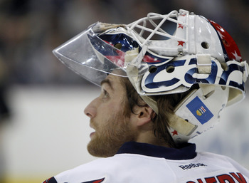 Braden Holtby has not lived up to expectations this season