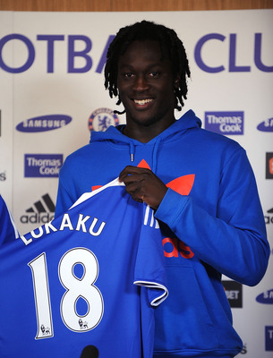 Lukaku joined the Blues in 2011 but has found first-team opportunities hard to come by.