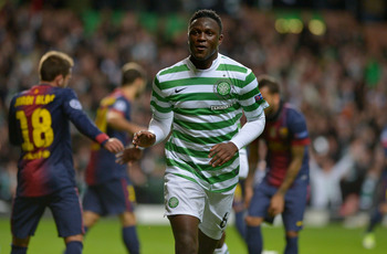 Kenyan Wanyama is a man in demand at Celtic Park.
