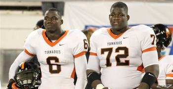 Thomas and Kirkland via 247sports