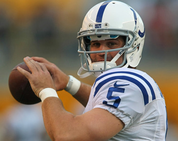 Colts will need to replace Drew Stanton