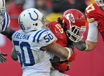 Jerrell Freeman is a perfect example of the kind of talent teams can find off the grid.