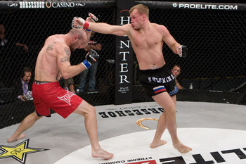 Shlemenko in previous action via proelite.com