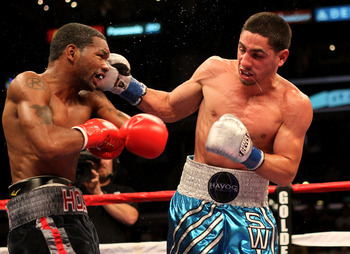 Kendall Holt vs. Danny Garcia