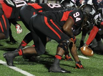 Kentucky DE signee Za'Darius Smith / Photo: 247Sports.com