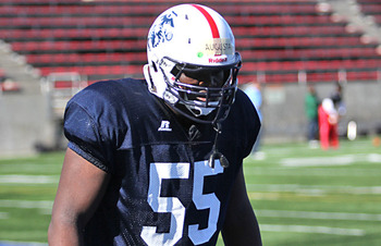 Missouri DT signee Josh Augusta / Photo: 247Sports.com