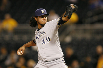 Beyond ace Yovani Gallardo, can the young Milwaukee Brewers starters deliver in 2013?