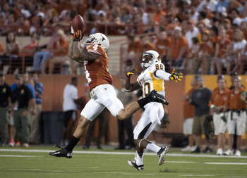 Former Longhorn Kenny Vaccaro has impressive ball skills that will translate at the NFL level.