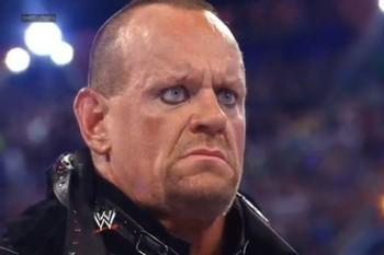 WWE Undertaker 2014