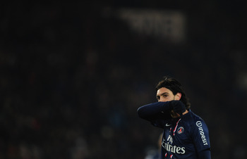 Pastore struggled to impose himself upon Bastia