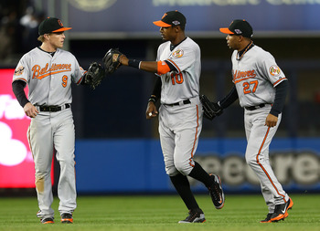 Adam Jones will lead the Orioles offense in 2013.