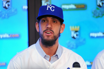 SP James Shields went 15-10 with a 3.52 ERA in 227.2 innings last season.