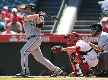 3B Kevin Youkilis had 15 HR and 46 RBI in 292 at-bats with the White Sox last season.