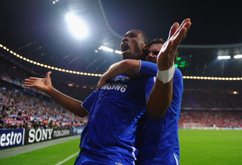 Chelsea won the 2012 Champions League via penalty-kick shootout