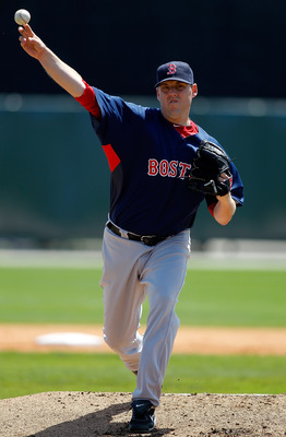 The John Lackey of 2010 was a bit heavier when he joined the Red Sox.