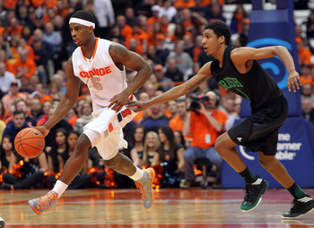 Syracuse has been subpar from behind the arc in its three losses this season.