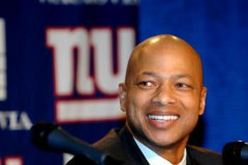 Jerry Reese has been the architect of two Super Bowls.