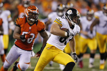 Rey Maualuga may be the most under achieving Cincinnati Bengal on the 2012 roster.