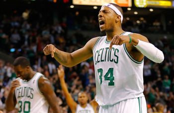Paul Pierce is one of the greatest Boston Unicorns ever.