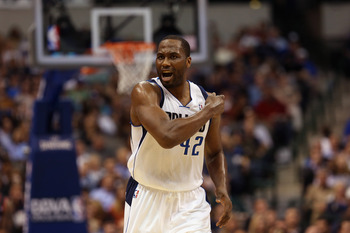 Elton Brand is one of the latest in a long line of Mavericks.