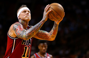 Birdman should be playing on the Miami Suntan right now.