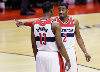 John Wall has given the former Bullets a big boost.