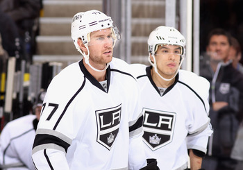 Jeff Carter needs to score
