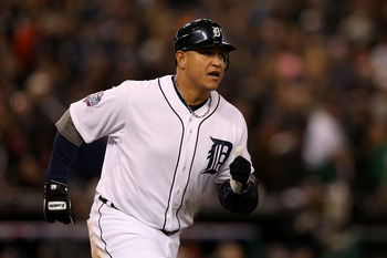 Cabrera is arguably the best offensive player in baseball today.