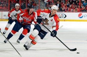 The Florida Panthers' Stephen Weiss could be looking for a new place to play at the trading deadline.