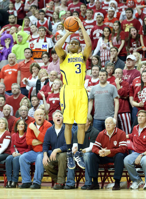 Trey Burke will continue to wow opponents and fans as a pro.
