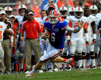 With the full trust of his coaches, Driskel should brim with confidence.