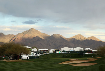 Views like this are the norm at TPC Scottsdale.