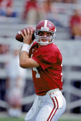 Alabama's Tyler Watts, Legion Field, 2000
