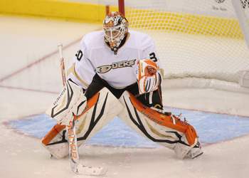 Viktor Fasth is the league's hottest goaltender.