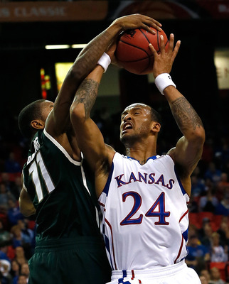 Michigan State needs another Kansas-like performance from Keith Appling to beat Michigan on Tuesday.