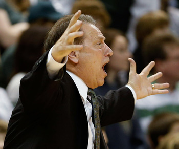 Tom Izzo's Spartans have limited turnovers lately -- that has to remain true Tuesday against Michigan.